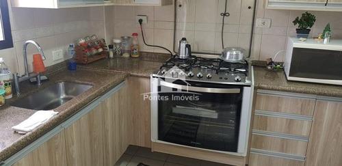 Imagem 1 de 30 de Apartamento 109m² 3 Dorms No Bairro Baeta Neves-sbc - Sp - Apa358