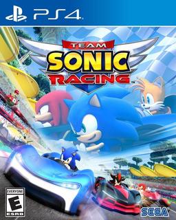 Ps4 Team Sonic Racing [s-2]