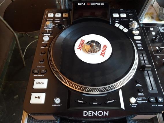 Cdj Denon 3700 Case Mais Mix