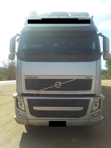 Imagem 1 de 3 de Volvo Fh 460 6x2 2013 / Caminhão Todo Selado !!!