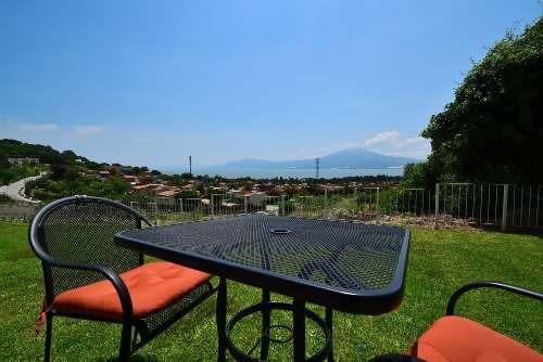 Con Roof Garden, Vista Al Lago De Chapala Y A La Montaña