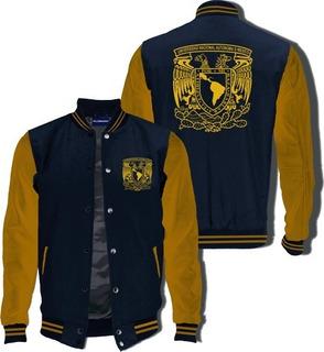 Chamarra Universitaria Jacket Unam (envió Gratis)