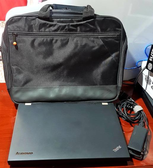 Notebook Lenovo I5 4gb De Memoria Com Maleta Tudo Original