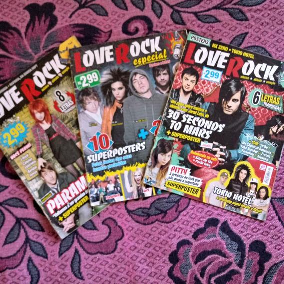 Revistas Loverock Em Bom Estado
