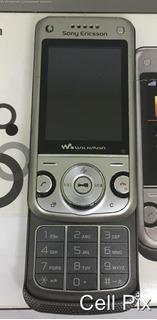 Sony Ericsson W760 - Desbloqueado, 3mp, Fm, 3g - Usado
