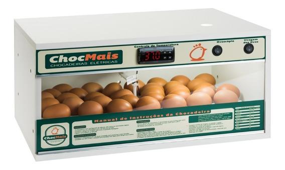 Chocadeira Automática 48 Ovos + Ovoscópio