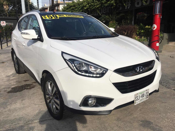 Hyundai Ix35 2.0 Limited At 2015