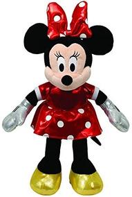 Minnie 3 Unid Ty Beanie Babies Pelúcia - Dtc