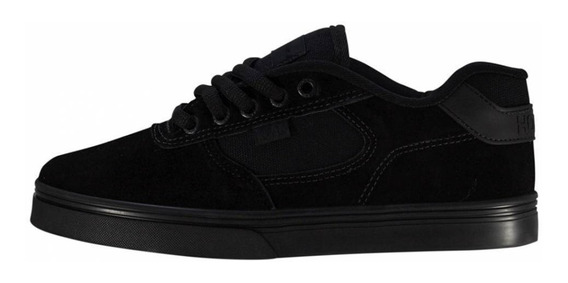 Tenis Hocks Flat Lite Black Preto Original