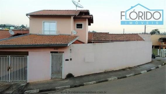 Casas À Venda Em Atibaia/sp - Compre A Sua Casa Aqui! - 1417813