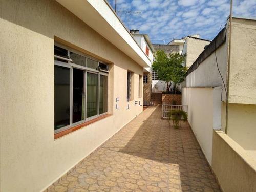 Casa 160m², 2 Dormitorios,  6 Vagas - Sacomã - Ca1641