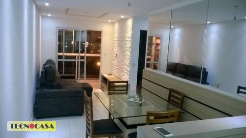 Apartamento Para Venda, Vila Caiçara, Praia Grande - Ap4500. - Ap4500