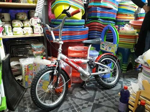 Imagen 1 de 1 de Bicicleta De Niño