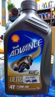 Filtro K&n Moto Ducati + Aceite Sintetico Shell 15w 50 (4 L)