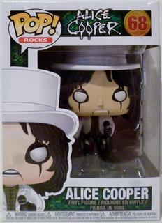 Funko Pop - Alice Cooper # 68