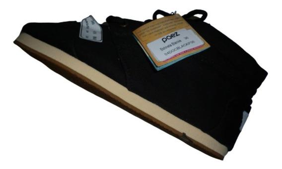 Zapatillas Botinetas Paez Alpargatas Booties Originales 100%