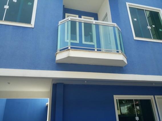 Casa Em Brisa Mar, Itaguaí/rj De 100m² 2 Quartos À Venda Por R$ 280.000,00 - Ca185022