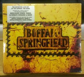 Buffalo Springfield - Box Set 4 Cds / Oferta Temporária !!!