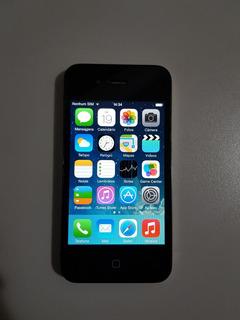 iPhone 4 Modelo A1332 - 16 Gb - Desbloqueado - Funcionando