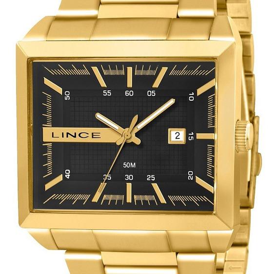 Relógio Lince Masculino Mqg4267s P1px C/ Garantia E Nf