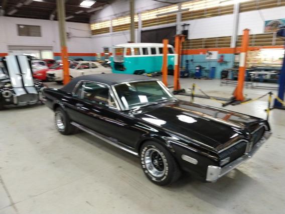 Mercury Cougar Xr 7 - 1968