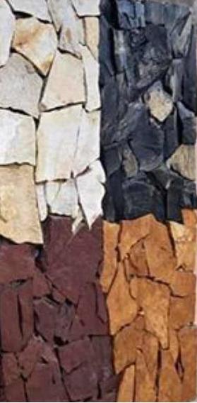 Piedra Laja Natural Para Pisos Y Paredes