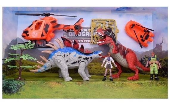 Dinosaurios Vehiculos Y Exploradores El Duende Azul