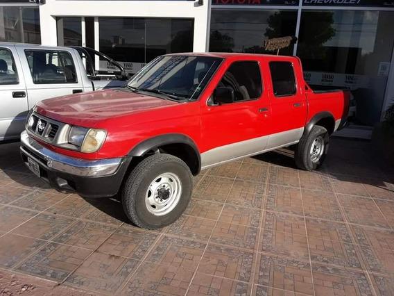 Nissan Pick-up 3.2 Dx 4x4 D/cab D 1999