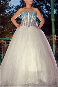 662d06226 Vestido 15 Penelope - Vestidos de 15 Largos de Mujer en Mercado ...