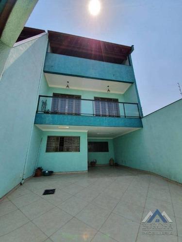 Imagem 1 de 30 de Sobrado Com 4 Dormitórios À Venda, 318 M² Por R$ 700.000,00 - Jardim Dos Alpes I - Londrina/pr - So0121