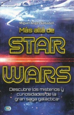 Imagen 1 de 1 de Libro Mas Alla De Star Wars Descubre Los Misterios Y Cur Nvo