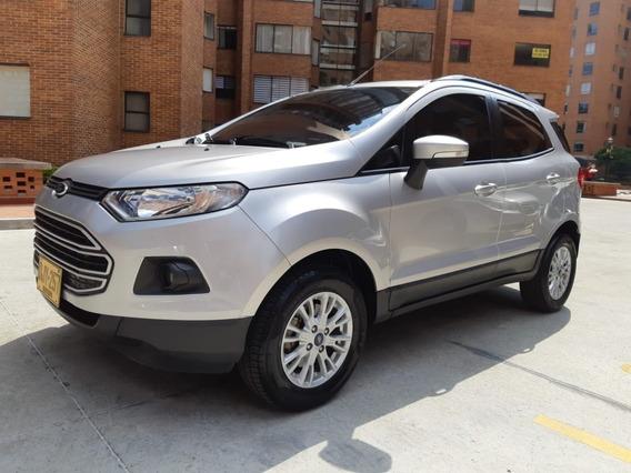 Ford Ecosport Automatica Se Power Shift 2015