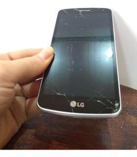 LG K5 Retirar Peças