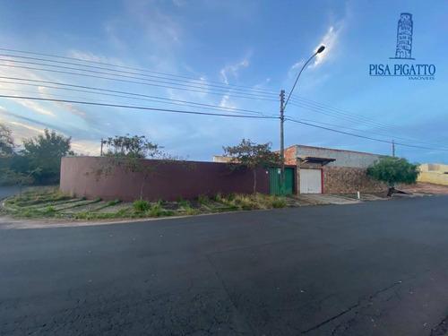 Imagem 1 de 4 de Terreno À Venda, 331 M² Por R$ 220.000,00 - Parque Das Árvores - Paulínia/sp - Te0179