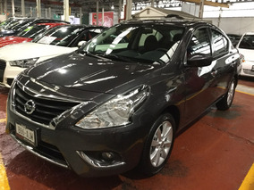 Nissan Versa Advance Std 5 Vel Ac 2016