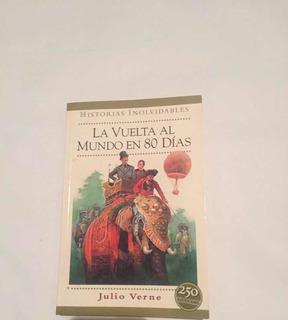 Novela La Vuelta Al Mundo En 80 Días