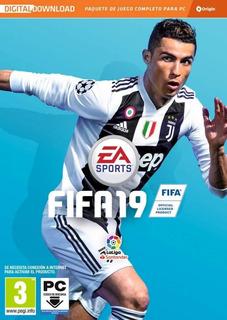 Fifa 19 Pc Original + 17 Juegos Originales