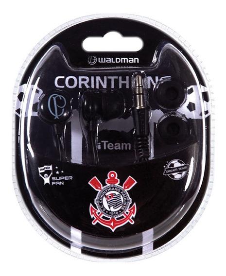 Fone De Ouvido Corinthians Clube Brasileiro Waldman Oficial