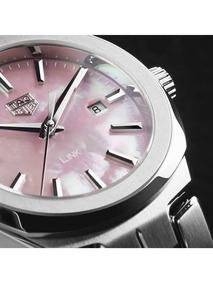 Relógio Tag Heuer Link Pink Wbc1317.ba0600