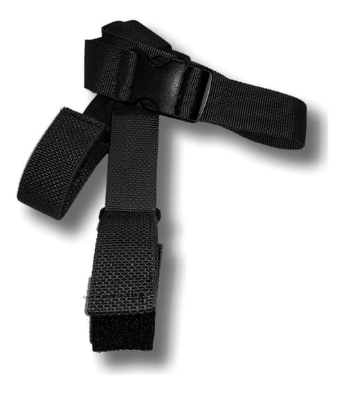 Correa Táctica 3 Puntos Reforzada Arma Larga Black Ops