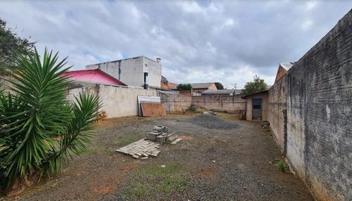Terreno À Venda, 290 M² Por R$ 160.000,00 - Jardim Carvalho - Ponta Grossa/pr - Te0219