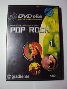 Dvdokê Pop Rock Vl 1,2,3,4,5 E 6 Gradiente Original