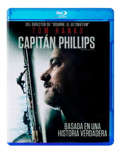 Capitan Phillips Tom Hanks Pelicula Blu-ray