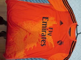 Camisas Real Madrid E Rússia