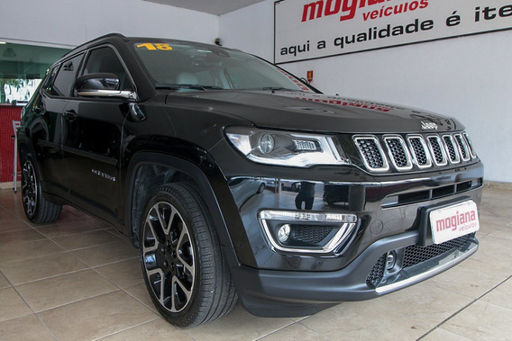 Jeep Compass 2.0 16v Flex Limited Automático