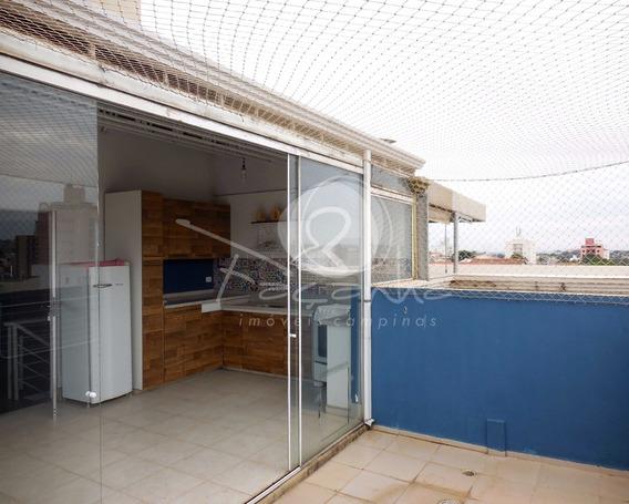 Cobertura Para Venda No Proença Em Campinas - Ap01009 - 2940686