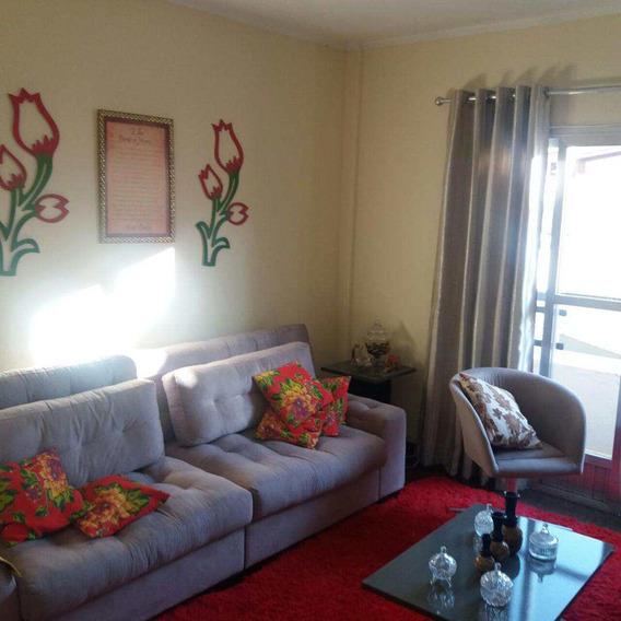 Apartamento Com 3 Dorms, Vila Mogilar, Mogi Das Cruzes - R$ 295 Mil, Cod: 965 - V965