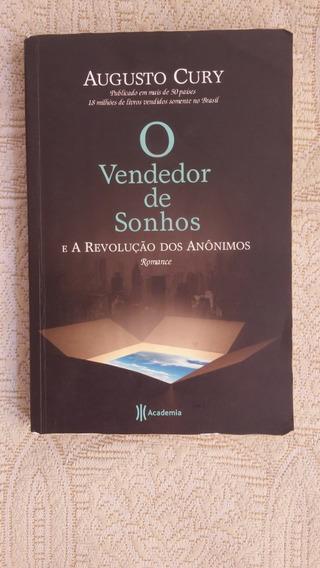 Livro O Vendedor De Sonhos E A Revolução Dos Anônimos