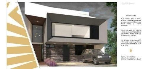 Venta Casa 3 Recamaras Parque Michoacan Lomas De Angelopolis