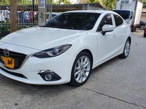 2016 Mazda 3 Grand Touring Motor 2.0 Blanco 4 Puertas
